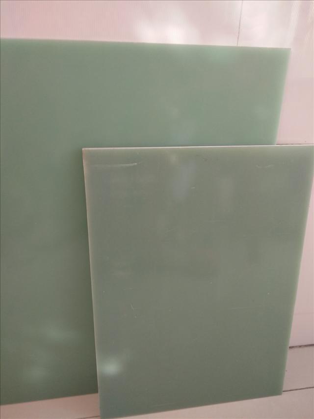 绿色5mm绝缘板 fr-4玻纤板防阻燃 耐高温瑞发厂家生产来图价工