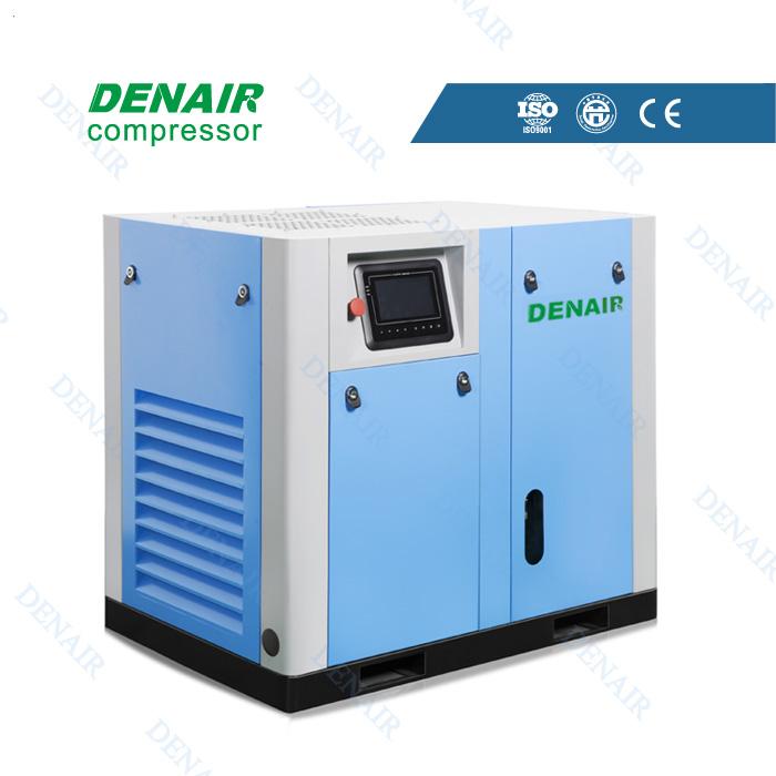 氢能设备配套德耐尔无油螺杆空压机