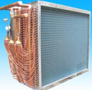 直膨式空调机组 外机加表冷器