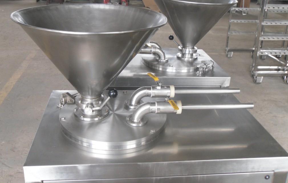 麻辣肠液压灌肠机 火腿设备 烟熏肠设备 厂家直销图片