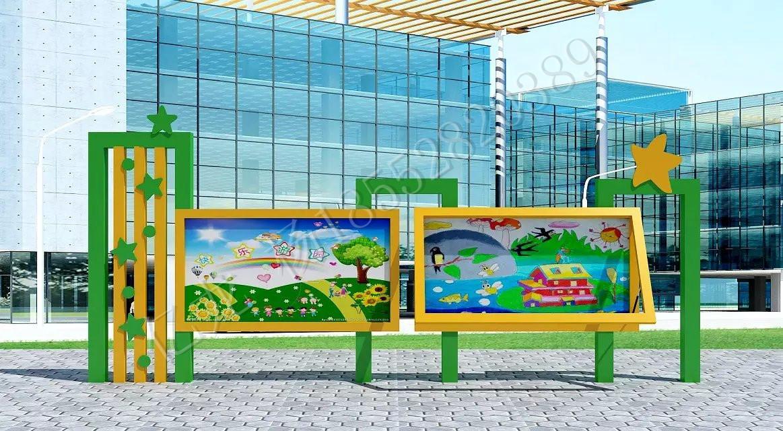 江苏宣传栏制作工艺,橱窗设计图片