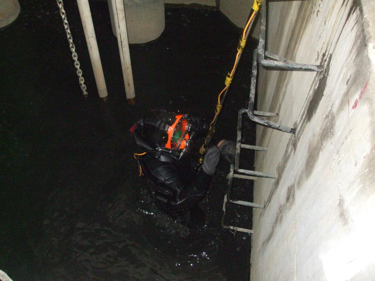 宁波水下大坝探摸公司13390678766