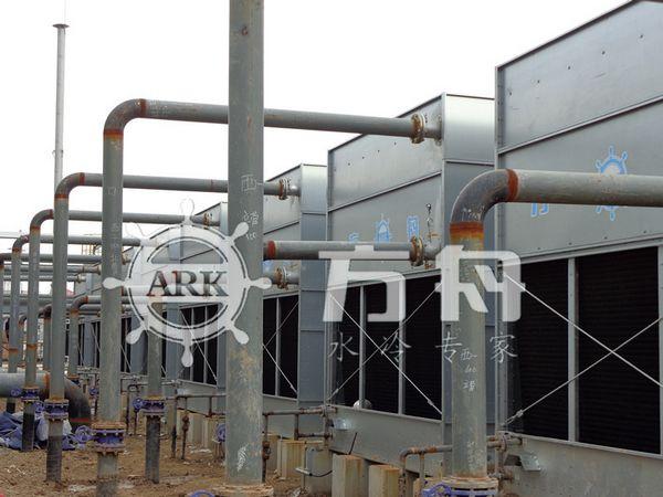 方舟产新疆闭式冷却塔 液压站冷却塔 空压机冷却塔