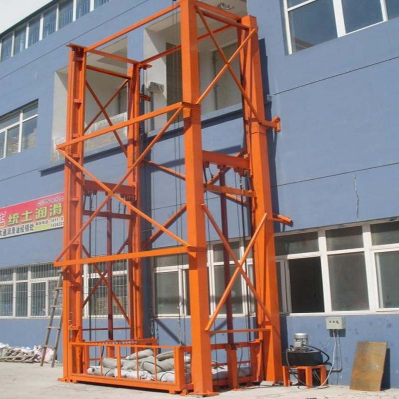 生产型 注册地:山东省济南市 主营产品:升降机,升降平台,液压货梯,登图片