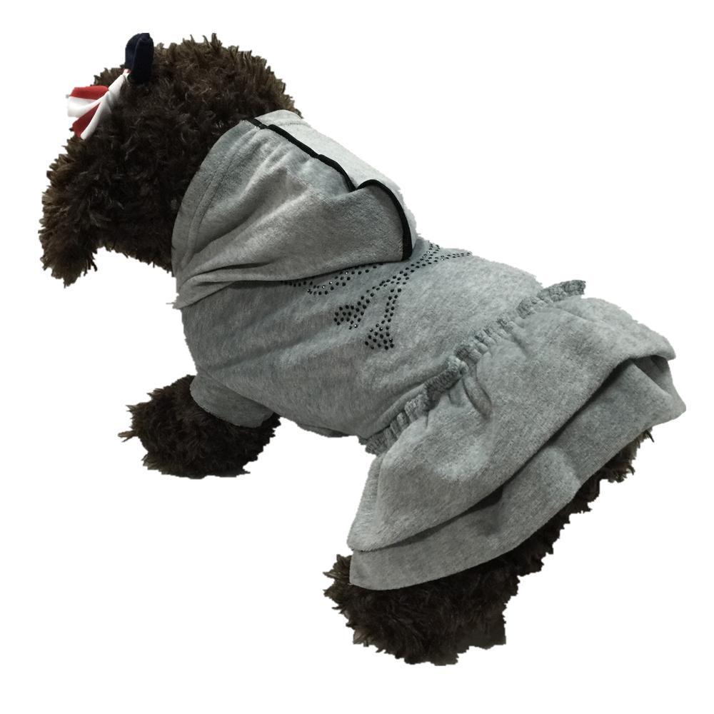 欧美**宠物衣服 天鹅绒蛋糕裙 淑女宠物裙子宠物狗衣服泰迪狗服