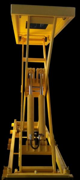 液压升降台,皮带升降台,刚性链升降台丝杆升降台出售图片