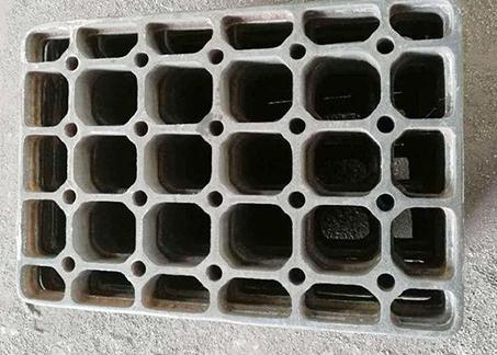 炉底板-科创电热-耐热钢铸件