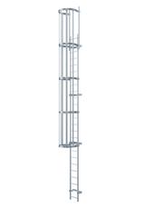 ZARGES固定梯子_急救梯系统标准固定梯子