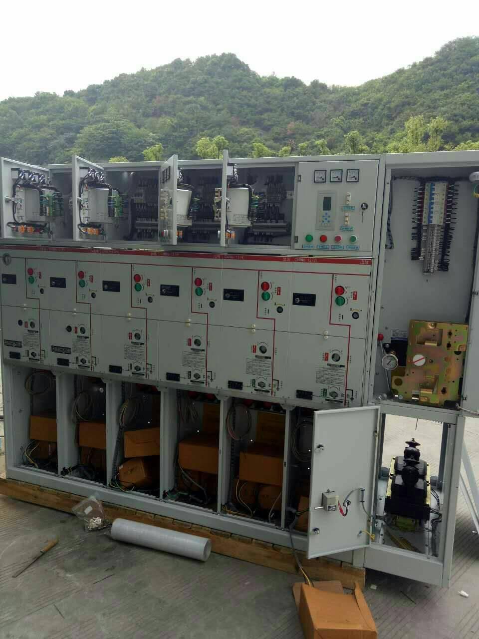 10kv充气柜环网柜生产厂家