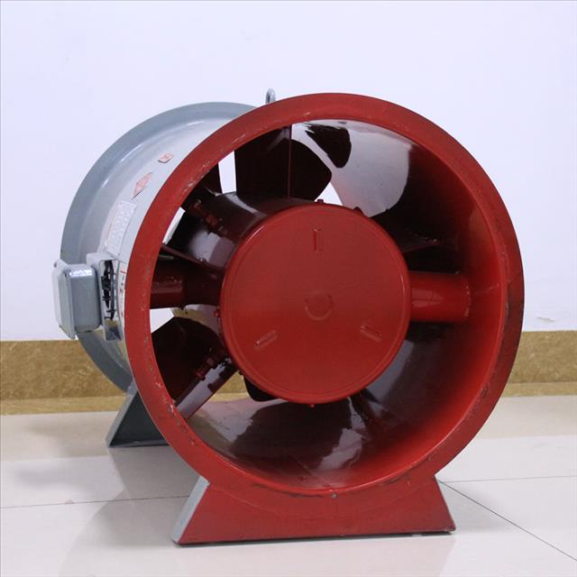 艾科HTF轴流式消防排烟风机专业生产厂家