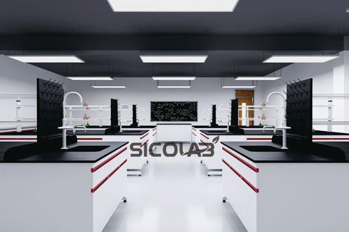 p2实验室装修-p2实验室设计-p2实验室建设sicolab