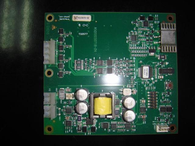 西门子消防主机FCI1801-A1回路卡