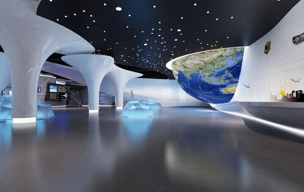 企业展厅 文化展厅布展 展览展示服务 展会设计搭建图片