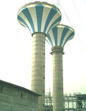 呼伦贝尔倒锥壳水塔新建 施工滑模防腐13770001865