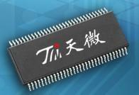 带8个触摸按键的LED驱动芯片TM1648