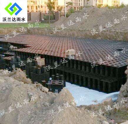 门头沟雨水积储水池,如何选择雨水积储水池