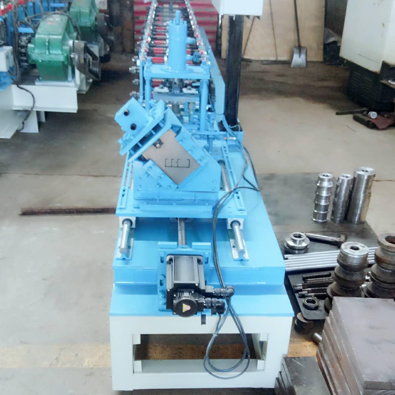 泊头市赛威特冷弯机械厂家 现货销售 轻钢龙骨竖向设备 竖向轻钢龙骨机价格