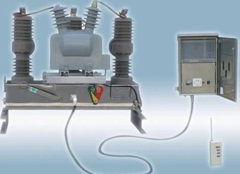 西安宝光断路器厂家直销ZW32-12永磁真空断路器