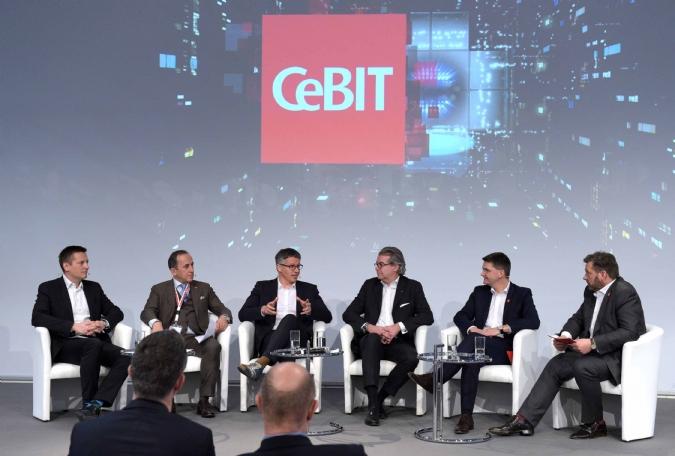 2018年汉诺威CEBIT展会- CEBIT2018|2018德国汉诺威通信展会CEBIT