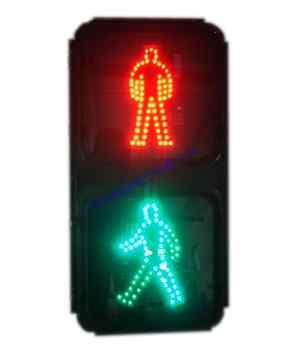 供应山东锐纳RX300-2红绿人行灯