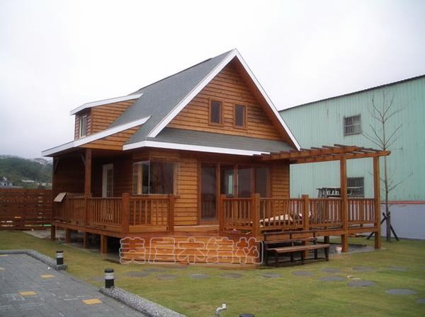 轻型木结构房屋定做