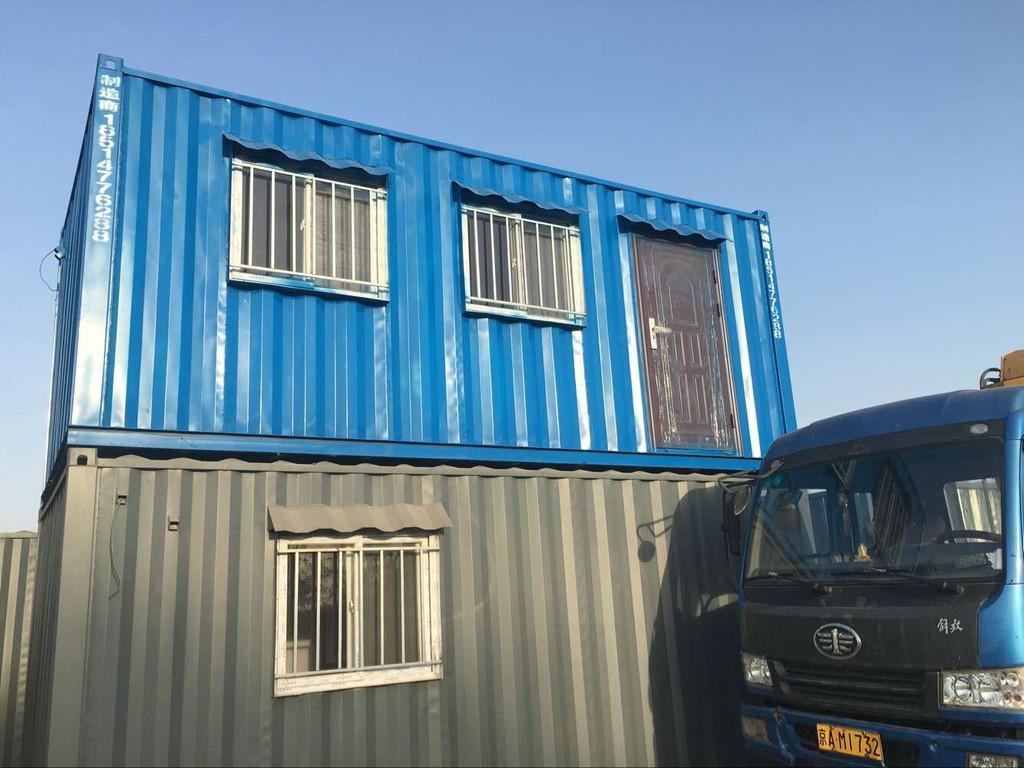 采购标准集装箱野营房 定做到忠合集装箱厂家 厂家直销