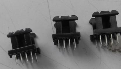 EE13 骨架卧式单槽插件4-4 针