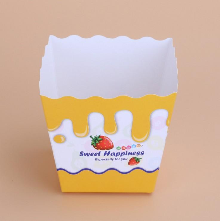 一次性餐盒食品包装盒 防油脂船盒 批发定做加工