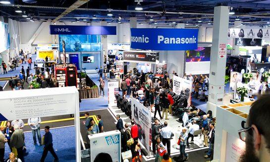 2018年美国CES展/美国拉斯维加斯电子展CES
