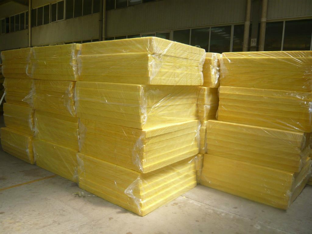 钢结构玻璃棉板