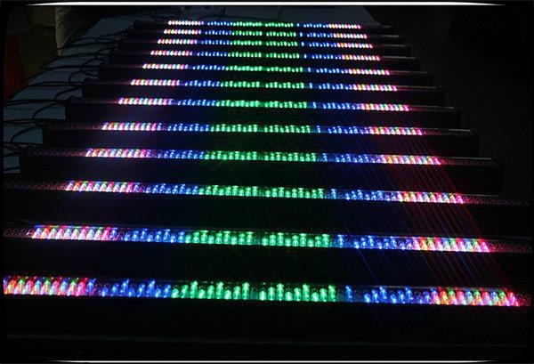 衡阳市24W高亮度墙面线条灯厂家
