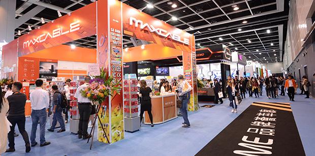 香港秋季电子展贸发局秋季电子展2017年10月13-16日