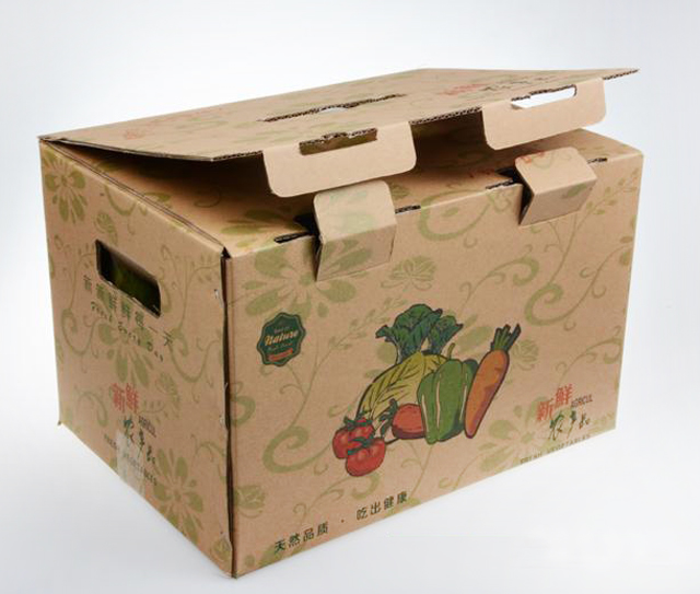 纸箱包装厂家供应三层瓦楞水果纸箱包装 礼品盒包装