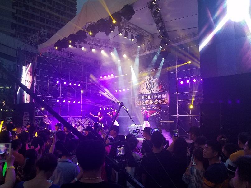 舞台搭建深圳舞台搭建公司