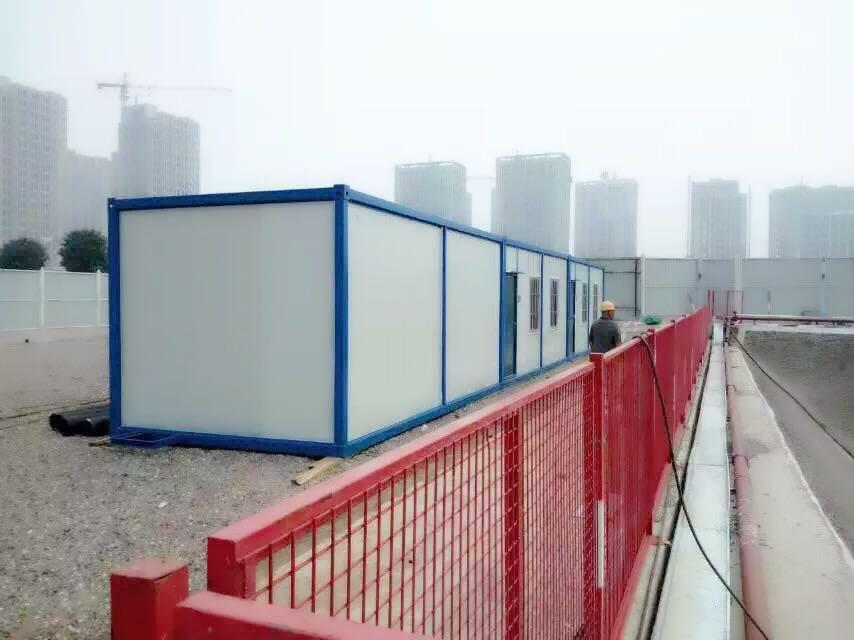 北京防火集装箱 专业定做 住人集装箱 活动板房