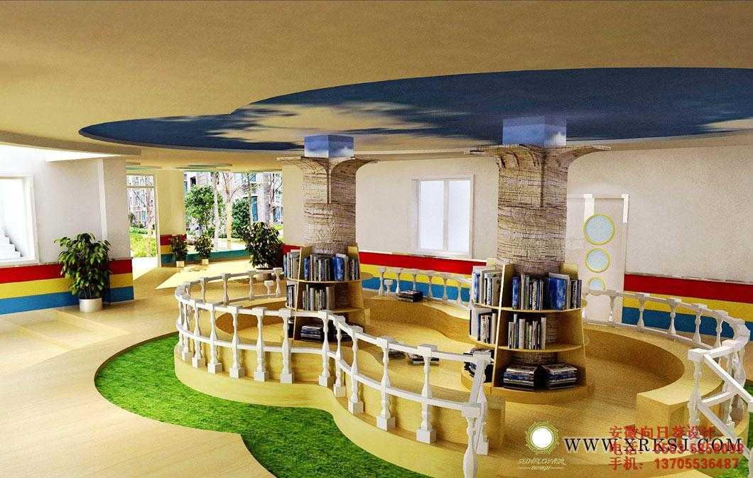 芜湖幼儿园设计哪家好-安徽向日葵建筑装饰设计有限公司-芜湖幼儿园