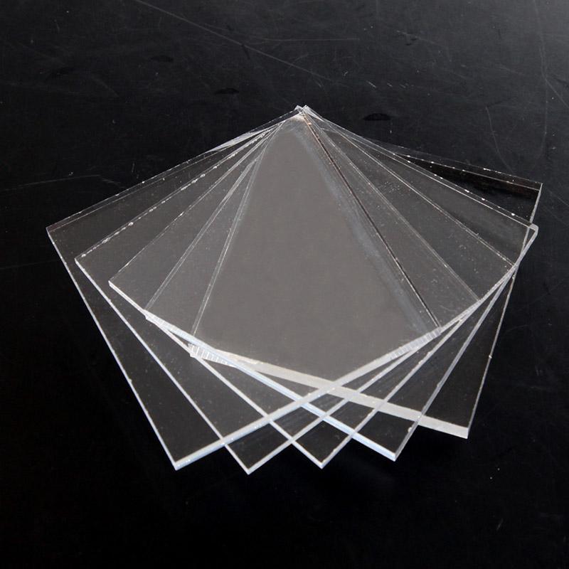 透明亚克力_高透明亚克力板材 pmma塑料板 有机玻璃板彩色透明