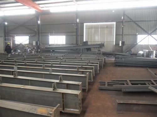 云南昆明钢结构加工价格/昆明箱型柱加工报价