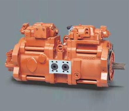 供应加藤hd307/308/450挖掘机液压泵柱塞泵大泵猪仔泵