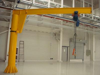 悬臂吊起重机,立柱式起重机,壁挂式起重机,移动式起重图片