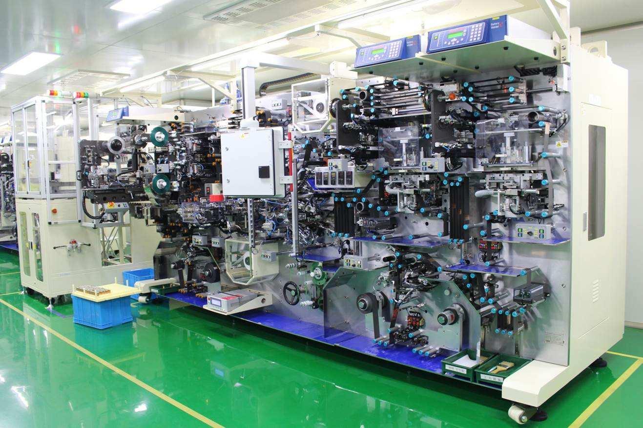 进口二手锂电池生产线设备报关公司有哪些