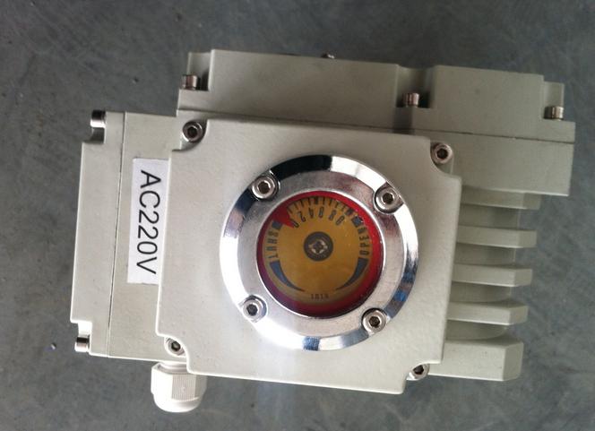 AC220V電動執行器