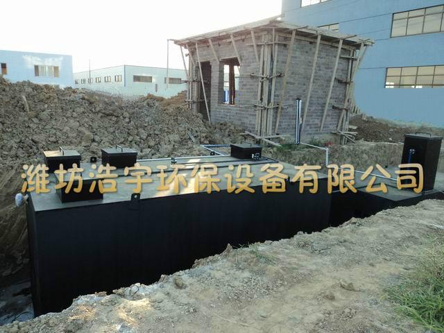 山海关区医疗污水处理设备