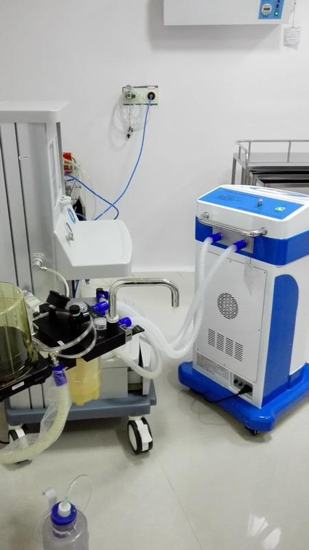 麻醉机回路消毒机