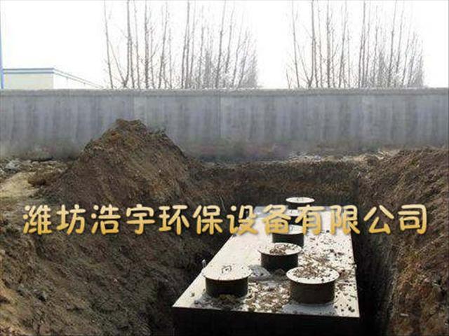 东川区医疗污水处理设备