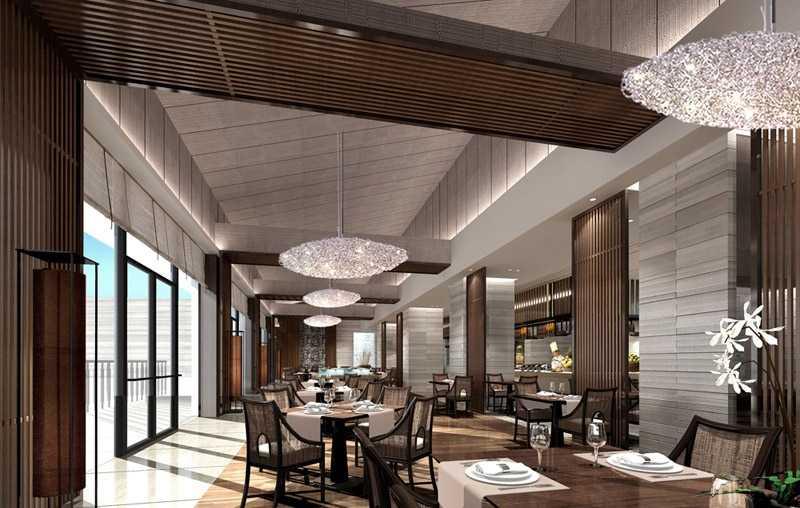 杭州會所設計,杭州咖啡廳設計,標典裝飾工程