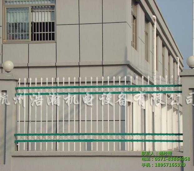 浙江省杭州市萧山区瓜沥工业区 主营产品:外墙栅栏,阳台护栏,楼梯扶手