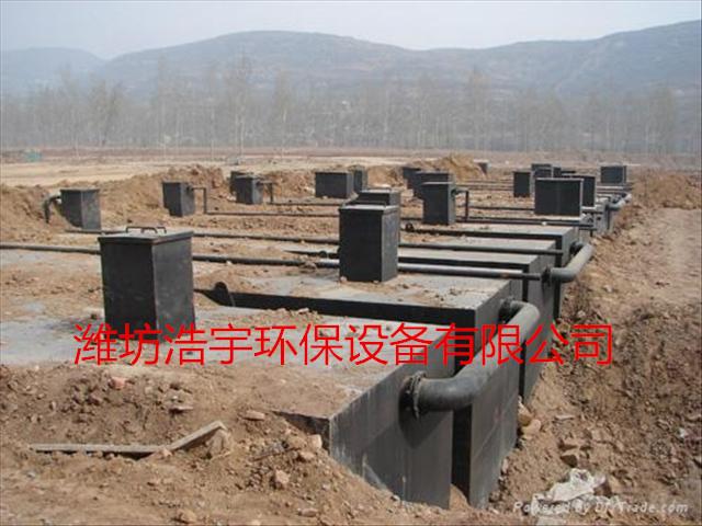灞桥区医疗污水处理设备