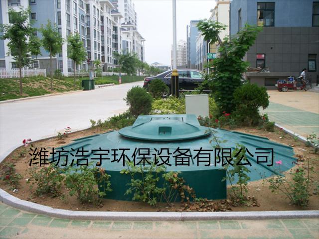 长沙市医院污水处理设备厂家