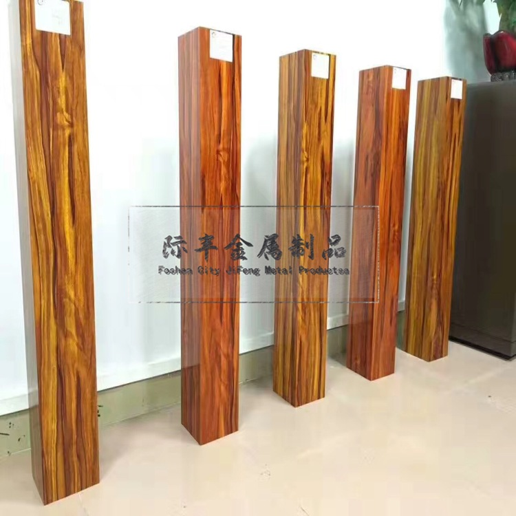 供应上海不锈钢木纹管,精美时尚花纹管,厂家直销!